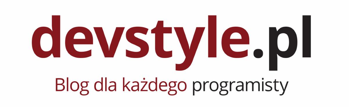 devstyle.pl | Maciej Aniserowicz