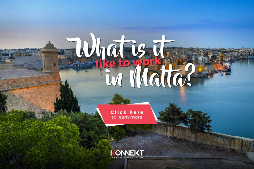 Konnekt - What is it like to work in Malta?