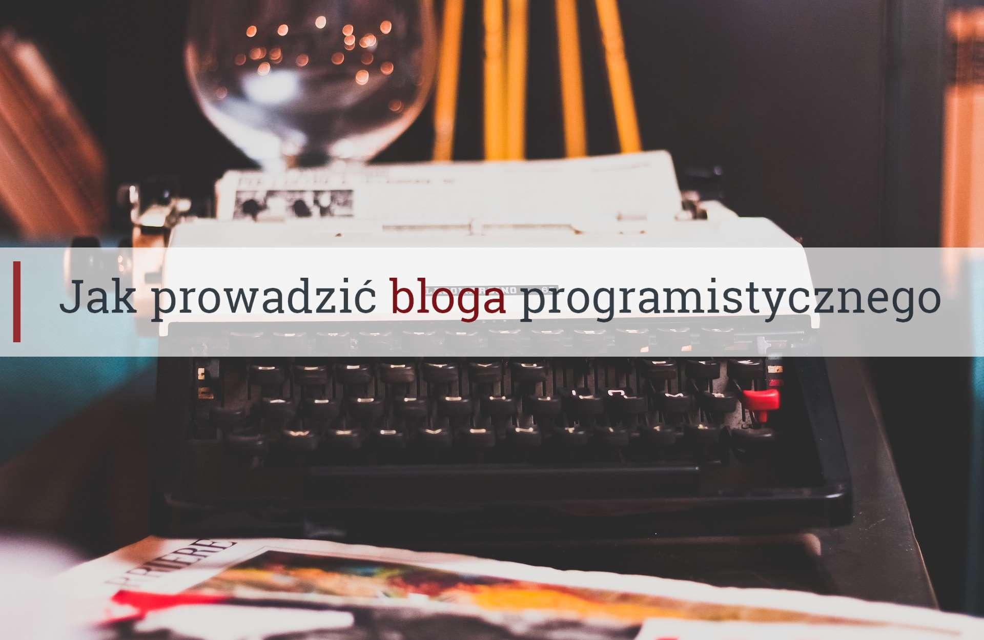 Nowe zasady blogowania