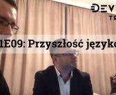 DevTalk Trio S01E09 – Przyszłość języków programowania