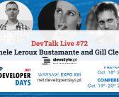 DevTalk#72 – Live with Michele Leroux Bustamante and Gill Cleeren