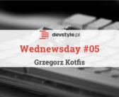 Wednewsday #05 – programistyczne nowinki