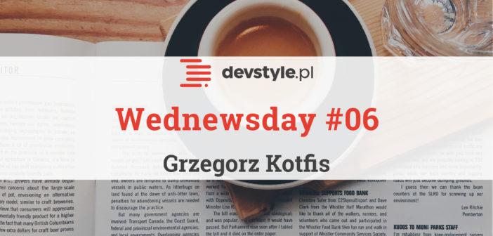 Wednewsday #06 – programistyczne nowinki