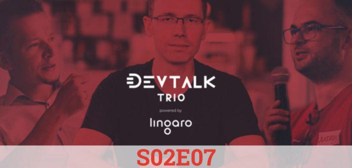 DevTalk Trio S02E07 – Polecane książki