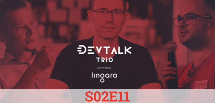 DevTalk Trio S02E11 – Praca zdalna