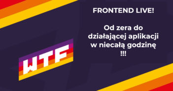 Frontend! Od zera do działającej, wdrożonej strony w niecałą godzinę (bez frameworków!)